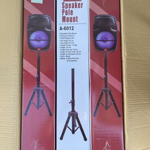 Portable Speaker Stands-Brand New In Box for Sale in Irwindale, CA