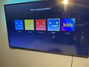 Lg 65 inch smart tv ultra hd for Sale in St. Louis, MO