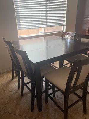 7-piece breakfast nook table for Sale in Goodyear, AZ