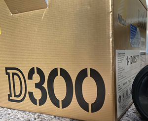 Nikon D300 body only for Sale in Nashville, TN