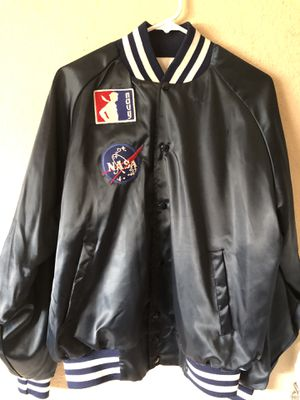 Navy NASA bomber jacket for Sale in San Diego, CA