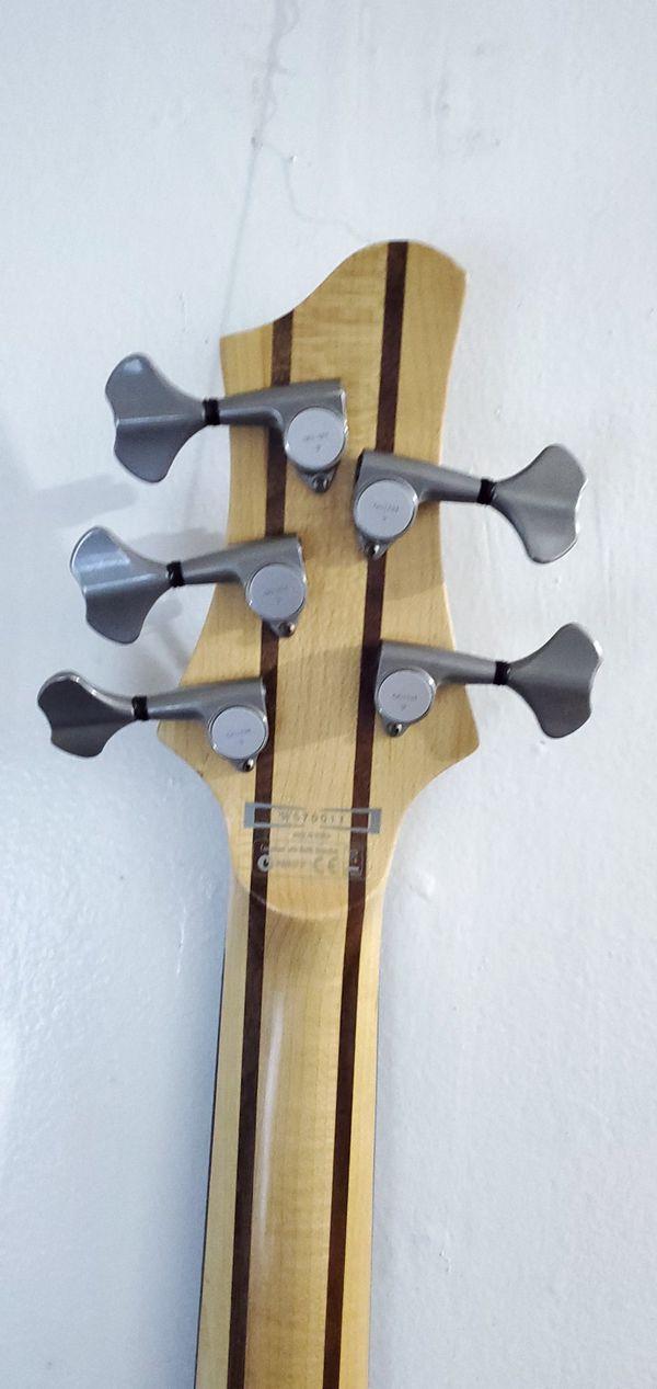 Ibanez btb 5 string bass