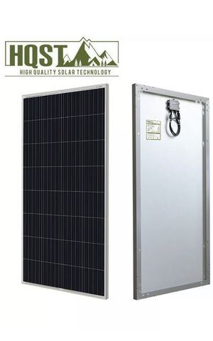 Brand New HSQT Solar Panel 100 Watts for Sale in Los Angeles, CA
