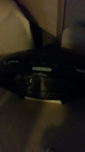 Sunbeam alarm clock for Sale in MENTOR ON THE, OH