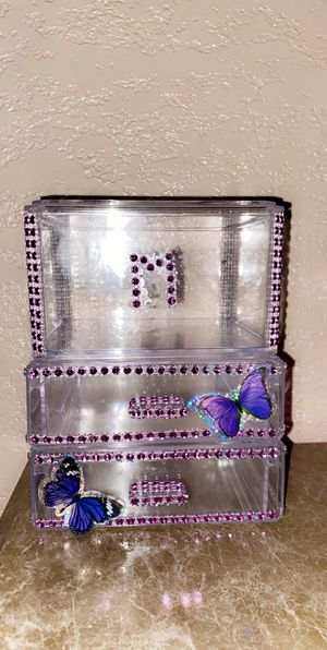 Customized makeup drawer for Sale in Fresno, CA