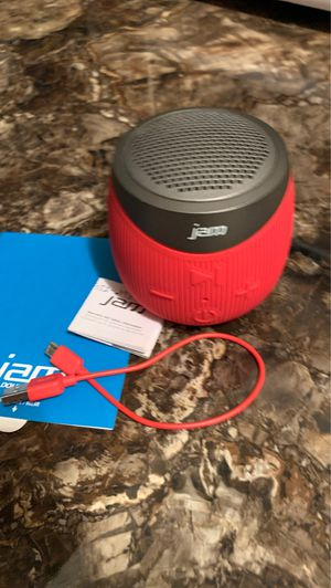 Jam Double Down Bluetooth speaker new never used for Sale in Minneapolis, MN