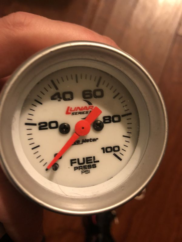 Auto meter lunar series