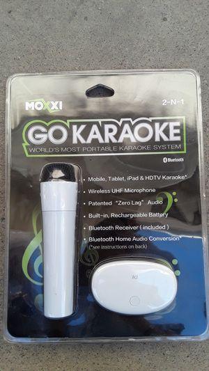 Go karaoke for Sale in Lake Elsinore, CA