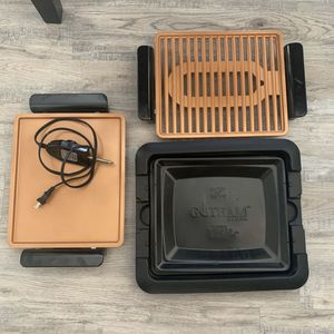 Gotham Smokeless Grill and Griddle for Sale in Parker, CO