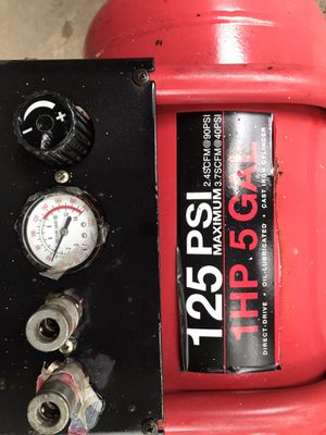 CRAFTSMAN AIR COMPRESSOR for Sale in Humble, TX