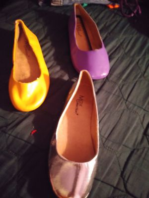 Women's size 6 & 6 1/2 brand new sandals for Sale in Fresno, CA