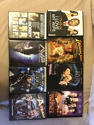 Good movies and in good condition for Sale in St. Louis, MO