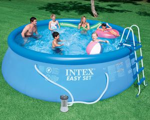 Brand new 1X 15ftX 48 Easy Set Pool for Sale in Costa Mesa, CA