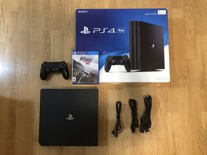Playstation 4 Pro 1tb for Sale in San Lorenzo, CA