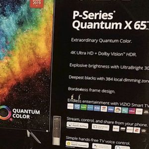 "VIZIO - 65"" Class P-Series Quantum Series LED 4K UHD SmartCast TV for Sale in Waldorf, MD"