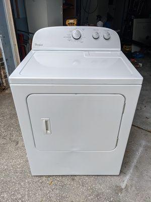 Dryer... whirlpool for Sale in Jacksonville, FL