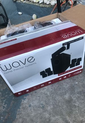 Wave home theater for Sale in Philadelphia, PA