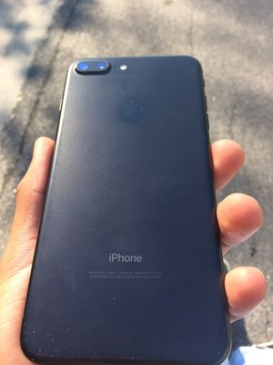 I phone 7 plus for Sale in Richmond, VA