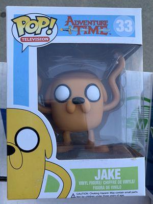 Funko POP! Adventure Time Jake for Sale in Fresno, CA