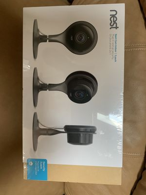 NEST CAM 3 pack for Sale in San Jose, CA