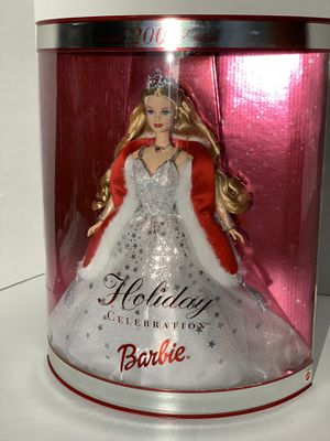 Special 2001 Holiday Celebration Barbie for Sale in Midvale, UT