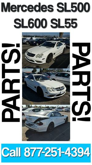 Mercedes SL500 SL600 SL 55 All parts available for Sale in San Diego, CA