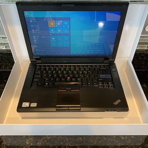 """14"""" Lenovo SL410 Thinkpad Laptop with HDMI, Webcam, Windows 10 and Microsoft Office for Sale in Orlando, FL"""