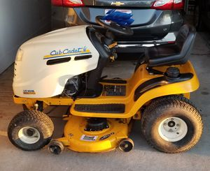 Cub Cadet riding lawn mower for Sale in Independence, OH