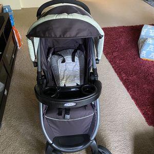 Graco Baby Travel System (Sunridge 30) for $100 for Sale in Costa Mesa, CA