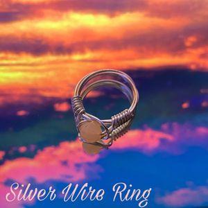 $7 Handmade Wire Rings for Sale in Hemet, CA