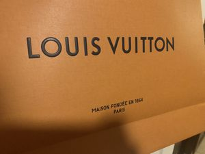 Louis Vuitton Authentic gift bag for Sale in DEVORE HGHTS, CA