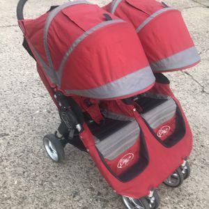 Baby Jogger City Mini Double Stroller for Sale in Philadelphia, PA