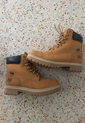 Timberland Steel toe boots waterproof (work boots) size 10 for Sale in Clearwater, FL
