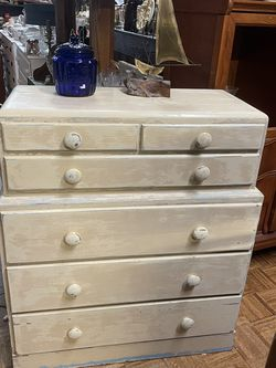 Painted Dresser Chest Of Drawers Pick Up La Mesa for Sale in Spring Valley,  CA