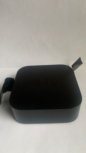 Apple tv 4K 32gbs for Sale in Houston, TX