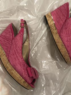Pink Vaneli Womens Wedges for Sale in New Port Richey,  FL