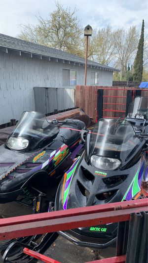 Snowmobiles and trailer for Sale in Antioch, CA