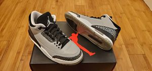 Jordan Retro 3's size 8 for Men. for Sale in East Compton, CA