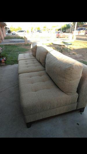 3 piece couch set for Sale in Phoenix, AZ