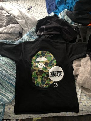 Rare Bape t shirt for Sale in Los Angeles, CA