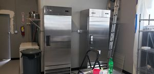 Refrigerator and freezer for Sale in West Palm Beach, FL