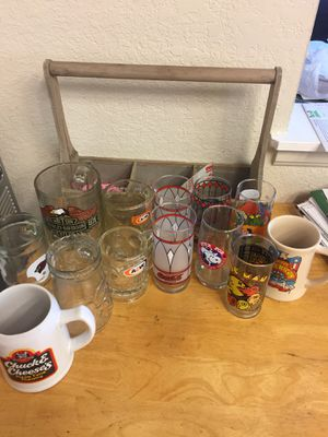 Collectible cups, mugs, glasses for Sale in Manteca, CA