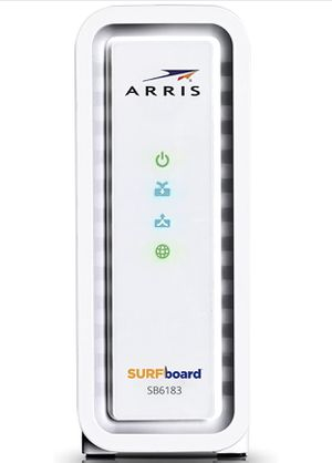Arris Surfboard SB183 for Sale in Riverview, FL