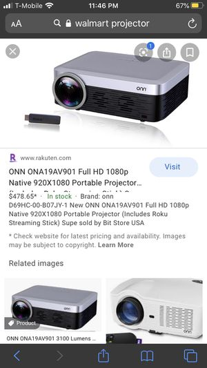 Projecter for Sale in Amarillo, TX