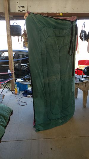 Coleman sleeping bags for Sale in Saint Petersburg, FL