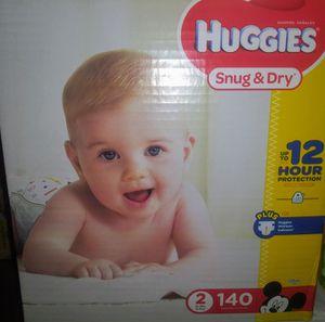 HUGGIES SNUG&DRY for Sale in Perris, CA
