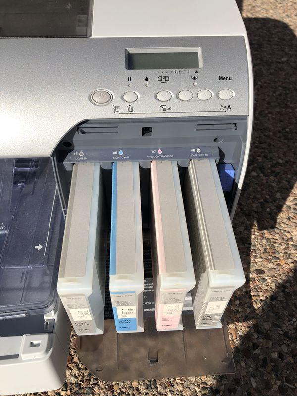 Printer for large Blueprints