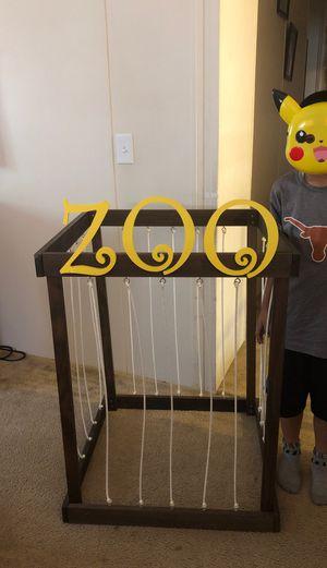 Zoo Stuffed animal storage for Sale in Austin, TX