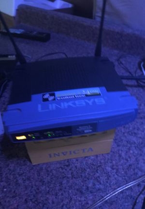 Linksys broadband router for Sale in Independence, MO