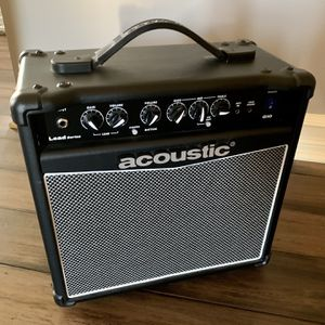 Acoustic G10 Amplifier for Sale in Buffalo, NY